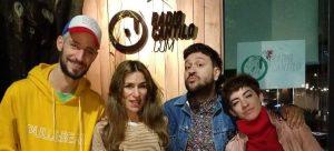 Synthetizadxs: Los Jureles + Milhojas, un combo pop explosivo