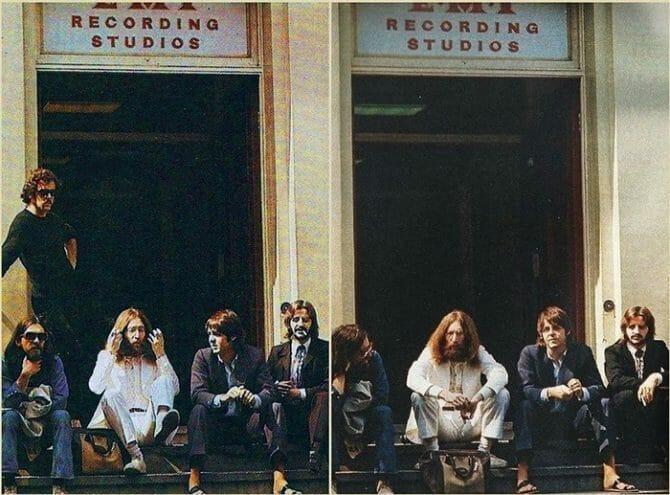 50 años de la portada de Abbey Road: reviví la sesión histórica - Radio Cantilo
