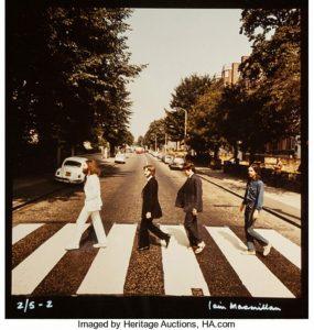 50 años de la portada de Abbey Road: reviví la sesión histórica