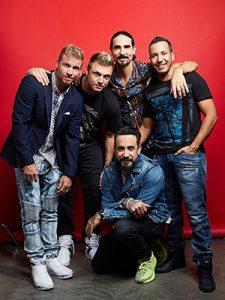 Los Backstreet Boys tocarán en la Argentina