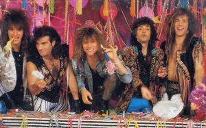 Una fábrica de éxitos llamada Bon Jovi