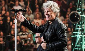 Bon Jovi sorprendió a todos con el título de su próximo disco