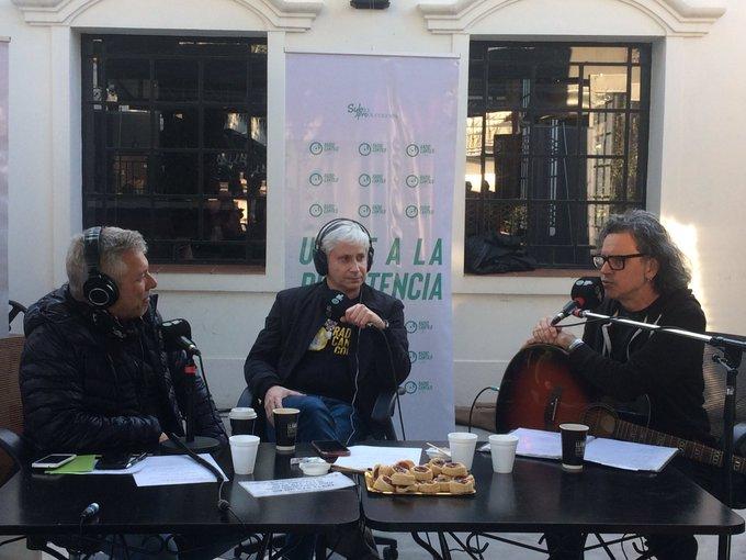 Así terminó el festejo de nuestro mes aniversario - Radio Cantilo