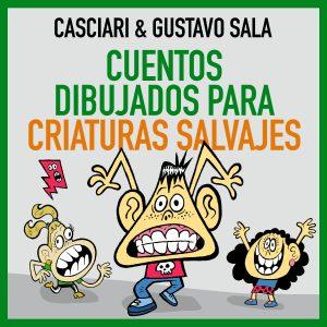 ¡Gustavo Sala y Hernan Casciari te invitan a festejar el Día del Niño!