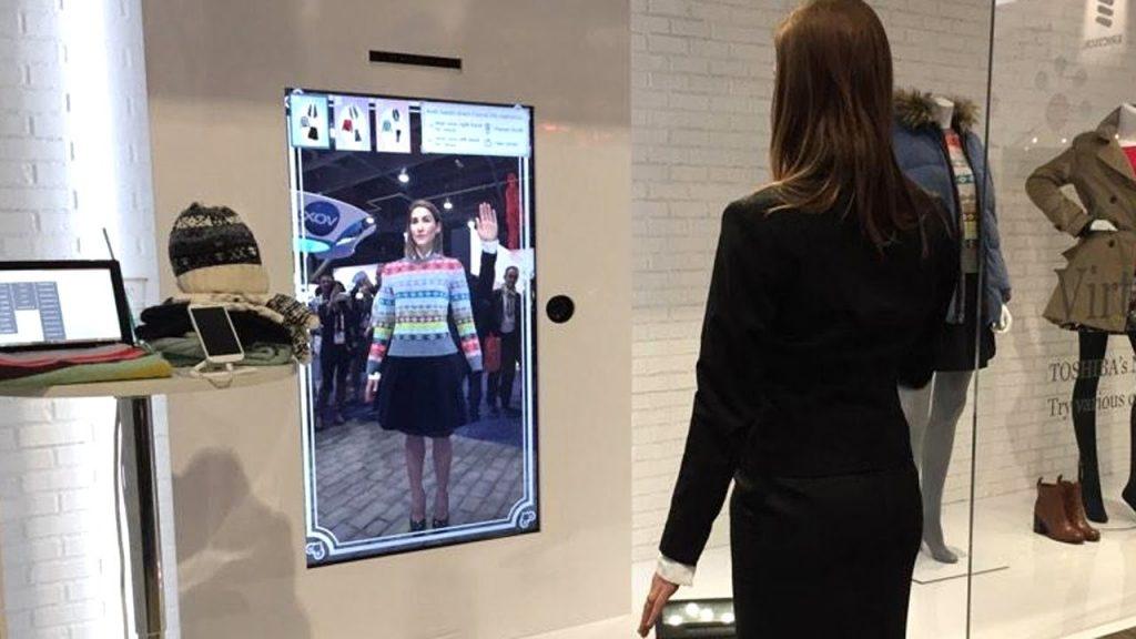 España estrena probadores virtuales, el futuro de la vestimenta que pronto podría llegar a la Argentina - Radio Cantilo