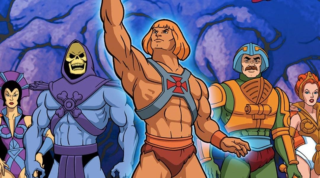 La vuelta de He-Man a la tv: ¡Se viene la serie de Netflix! - Radio Cantilo