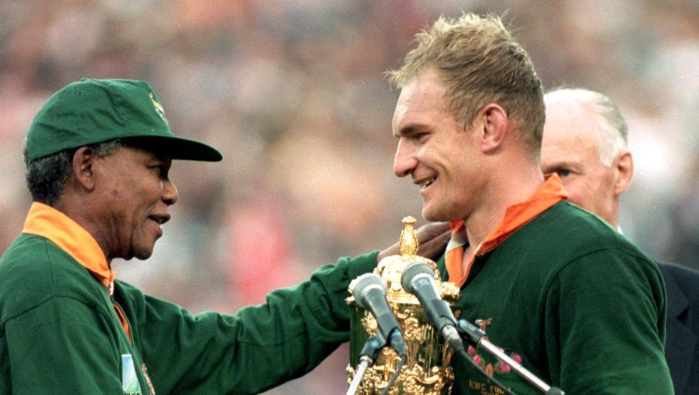 Nelson Mandela y el rugby sudafricano - Radio Cantilo