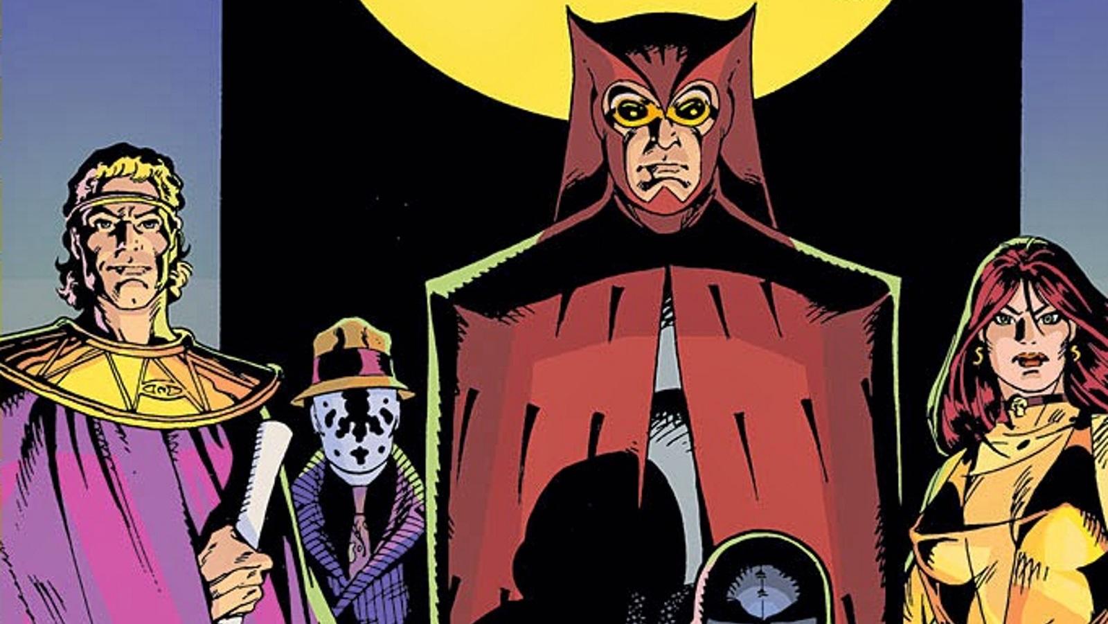 Watchmen, la otra lectura de la novela gráfica más celebrada - Radio Cantilo
