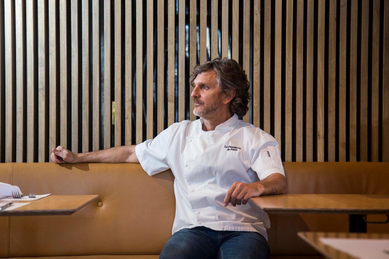 """Pablo Massey en el """"estado puro de un cocinero"""" - Radio Cantilo"""