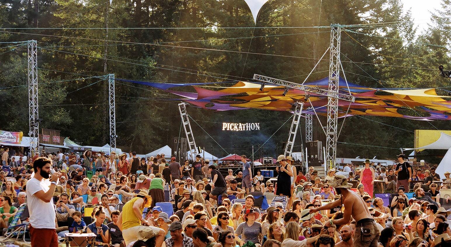 Lo que dejó el festival Pickathon - Radio Cantilo