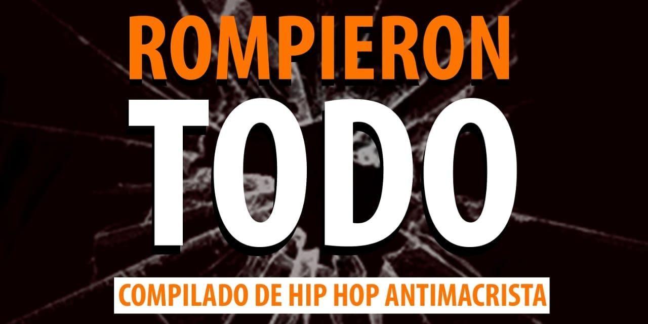 MC Ruso, el creador del compilado de hip hop antimacrista - Radio Cantilo