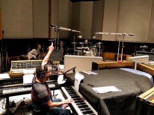 Fito Páez comenzó la grabación de su nuevo disco
