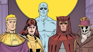 Watchmen, la otra lectura de la novela gráfica más celebrada