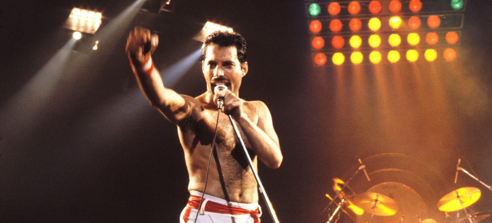 A 73 años del nacimiento de Freddie Mercury - Radio Cantilo