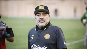 Confirmado: Maradona será el DT de Gimnasia