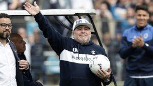 Elijo Creer: cronología de la llegada de Diego Maradona a Gimnasia