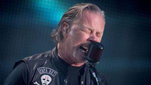 Metallica anunció el ingreso de James Hetfield a rehabilitación