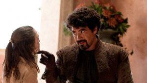 Exclusivo: una charla con Syrio Forel, el maestro de Arya Stark en GOT