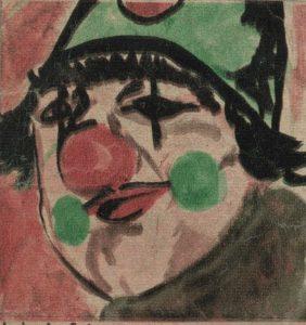 Mirá este dibujo de Luis Alberto Spinetta fechado en 1964