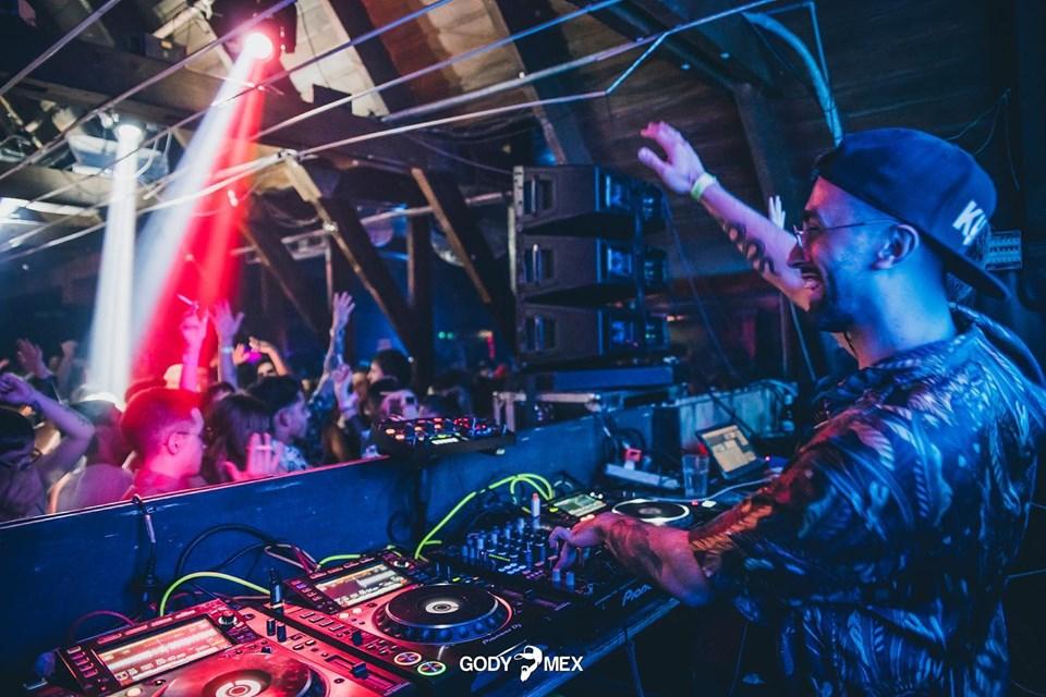El DJ set de Kydo exclusivo para Manijas - Radio Cantilo