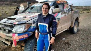 Abajo los estereotipos: la historia de la primera piloto argentina del Dakar