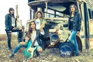 Susi Blú: el blues rionegrino tiene nombre de mujer