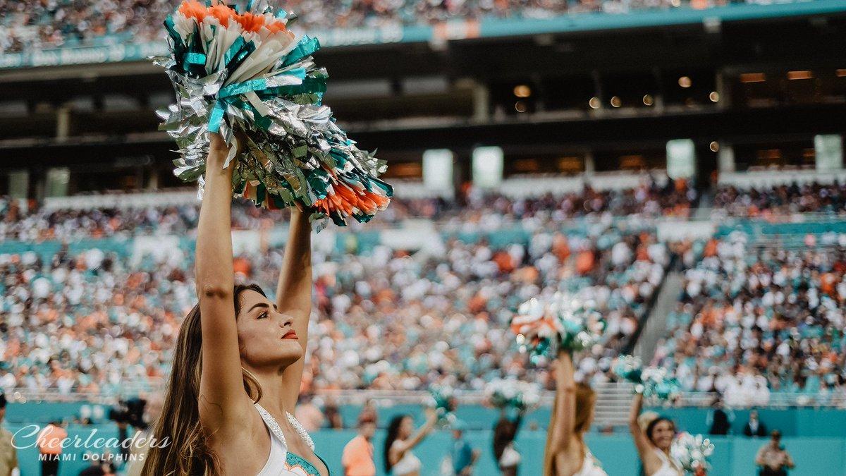 """La """"cheerleader"""" argentina que conquistó el corazón de Miami - Radio Cantilo"""