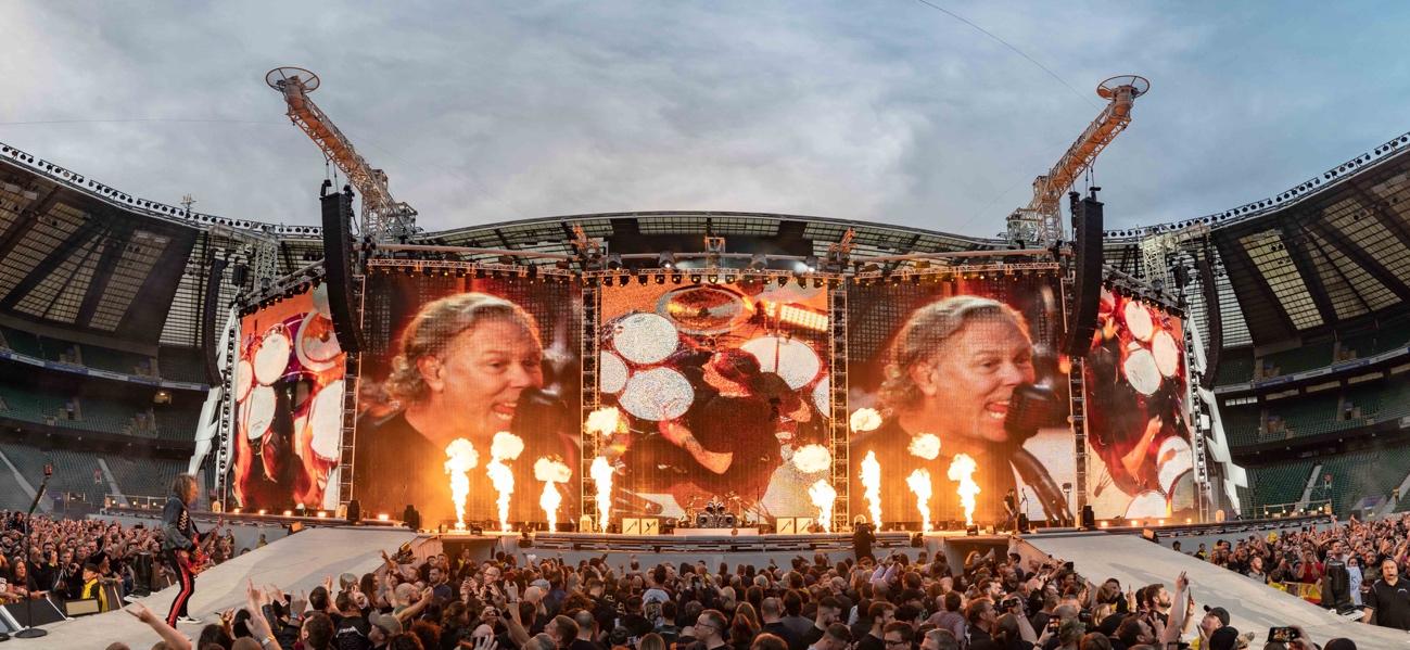 Metallica ya es Sold Out en Argentina - Radio Cantilo