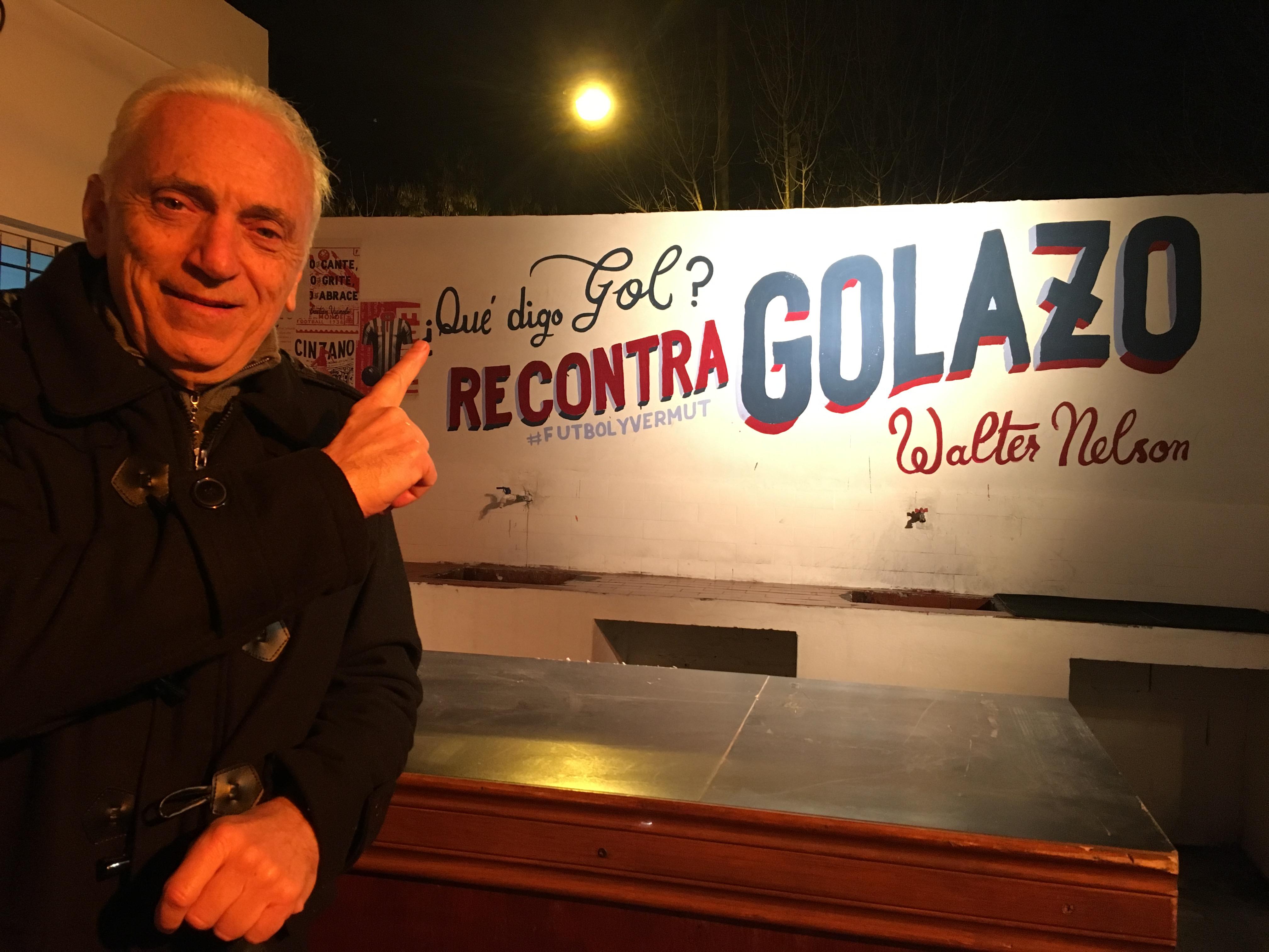 """Walter Nelson: """"El periodismo es tener pasión permanentemente todos los días"""" - Radio Cantilo"""