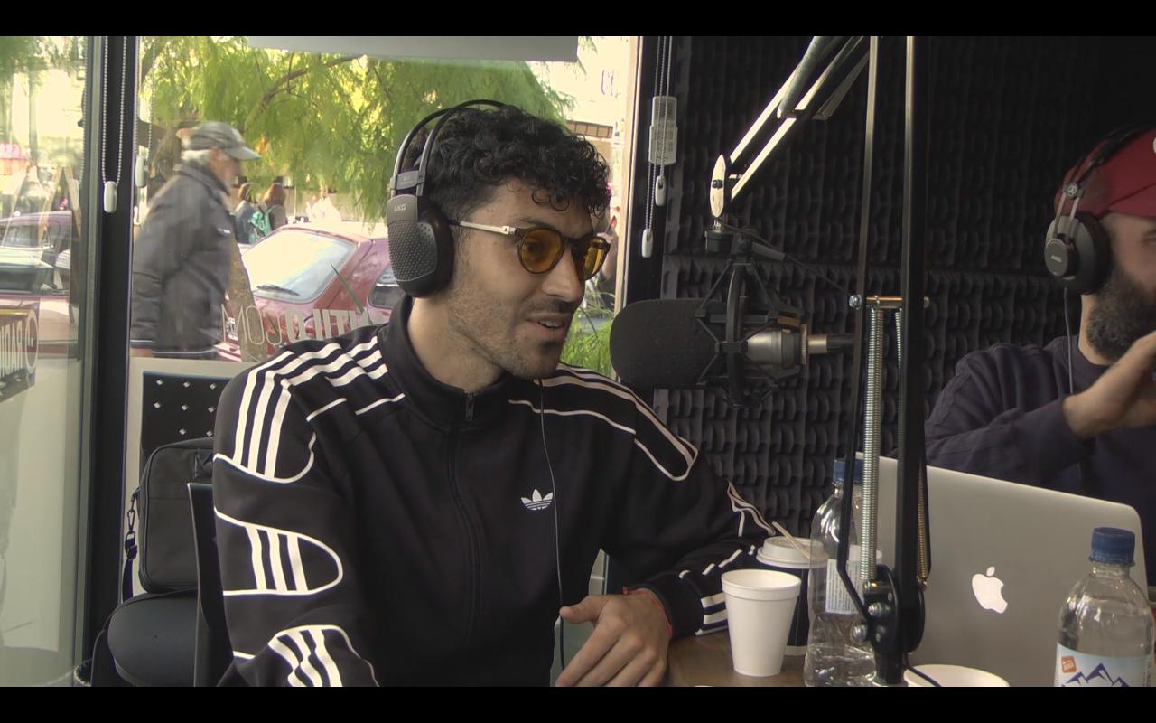 Juan Ingaramo pasó por Lo Artesanal - Radio Cantilo