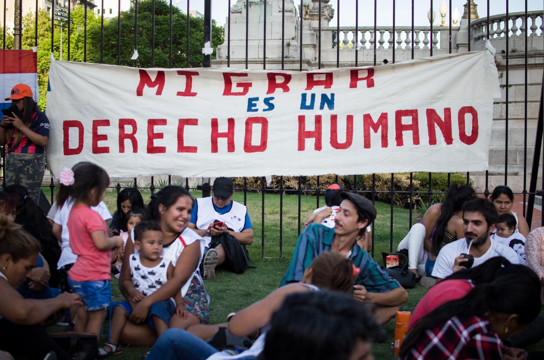"""Juan Villanueva: """"Argentina fue interpelada ante el Comité de Migrantes de Naciones Unidas"""" - Radio Cantilo"""