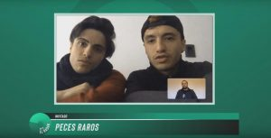 """Especial """"Artistas del Mes"""": Peces Raros"""