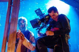 """Daniel De La Vega: """"Lo que me interesa es que la película llegue a la gente, como sea"""""""
