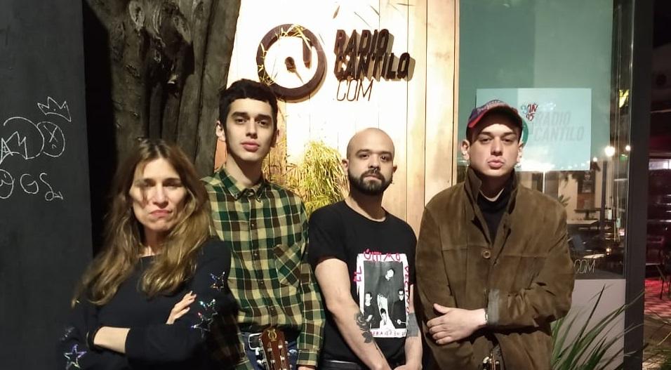 """Pyramides: """"Es muy importante tratar de jugarse en cada disco"""" - Radio Cantilo"""