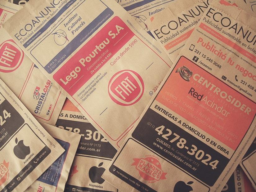 Ecoanuncio, la empresa argentina que se preocupa por el medio ambiente - Radio Cantilo