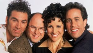 Hola Seinfeld, chau Friends