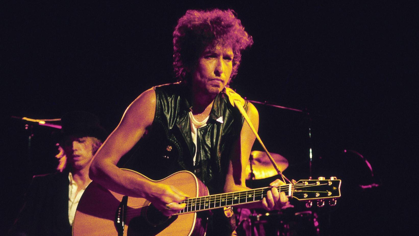 Cuando Bob Dylan cortó con la sequía creativa - Radio Cantilo