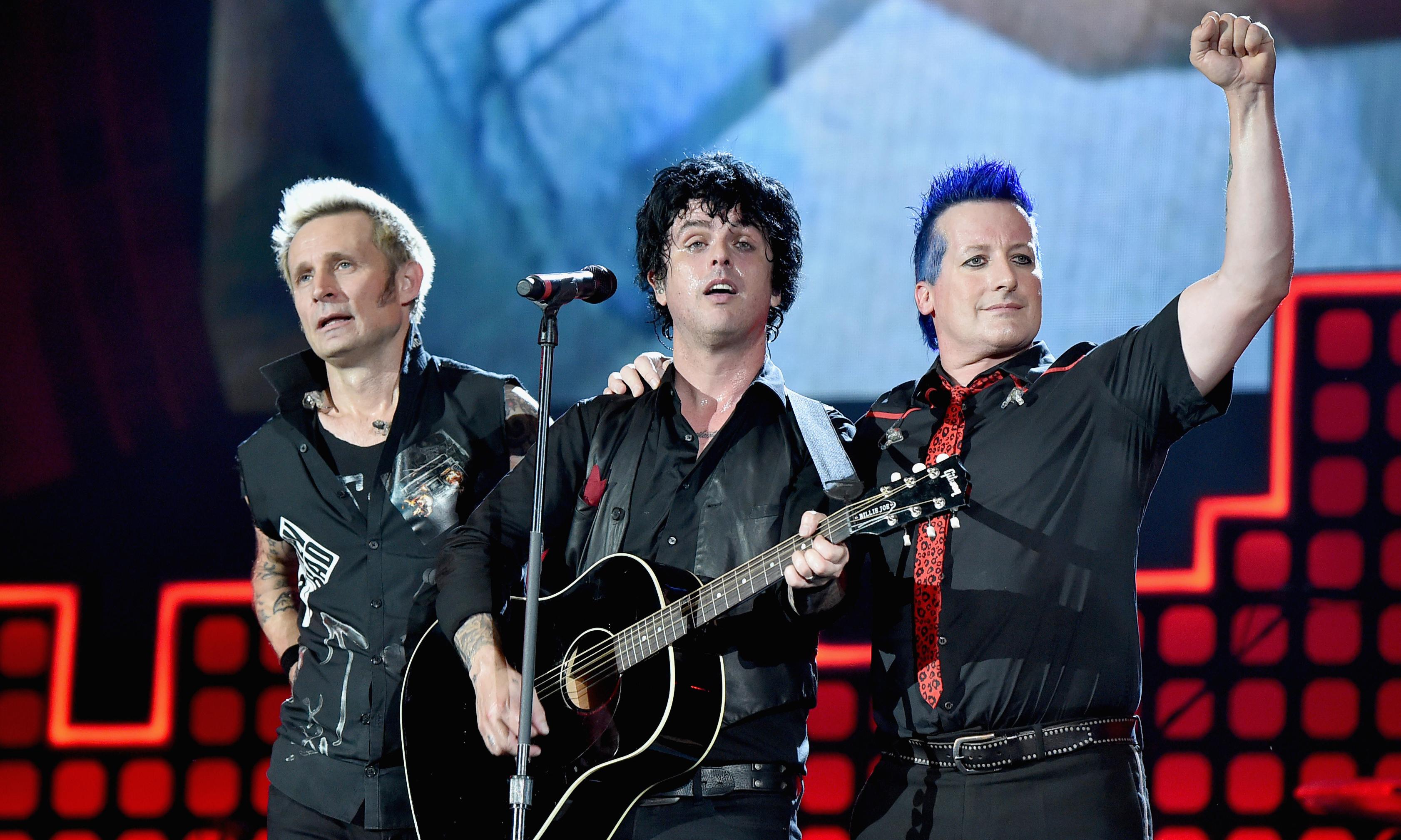 Green Day publicó canción nueva, anunció disco y saldrá de gira en 2020 - Radio Cantilo