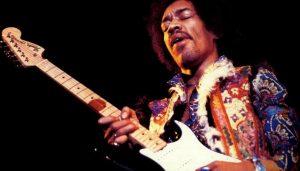 Se cumplen 49 años de la muerte de Jimi Hendrix