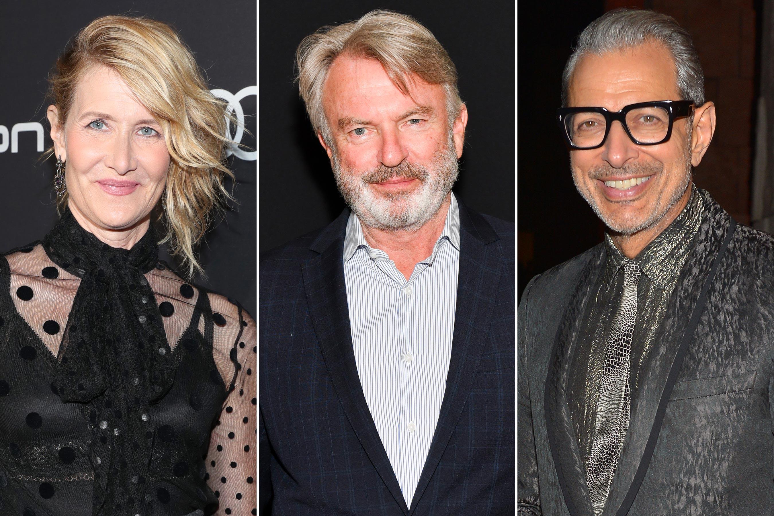 ¡Bomba nostálgica! Sam Neill, Jeff Goldblum y Laura Dern regresan para Jurassic World 3 - Radio Cantilo