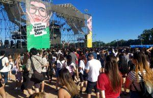 ¡La grilla del Festival La Nueva Generación es una bomba!