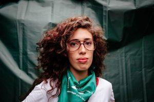 """Paula Maffía: """"El origen del escrache no es el feminismo, el origen del escrache sale del patriarcado"""""""