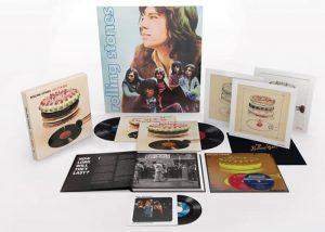"""Los Rolling Stones celebran los 50 años de """"Let It Bleed"""" con un box-set de lujo"""