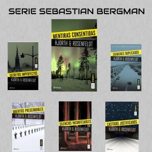 """Por qué la """"Serie Bergman"""" no puede faltarle a ningún fan de la Novela Negra"""