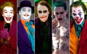 Todos los Jokers del cine y la tv