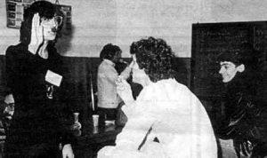 Charly García y Federico Moura tuvieron su trifecta