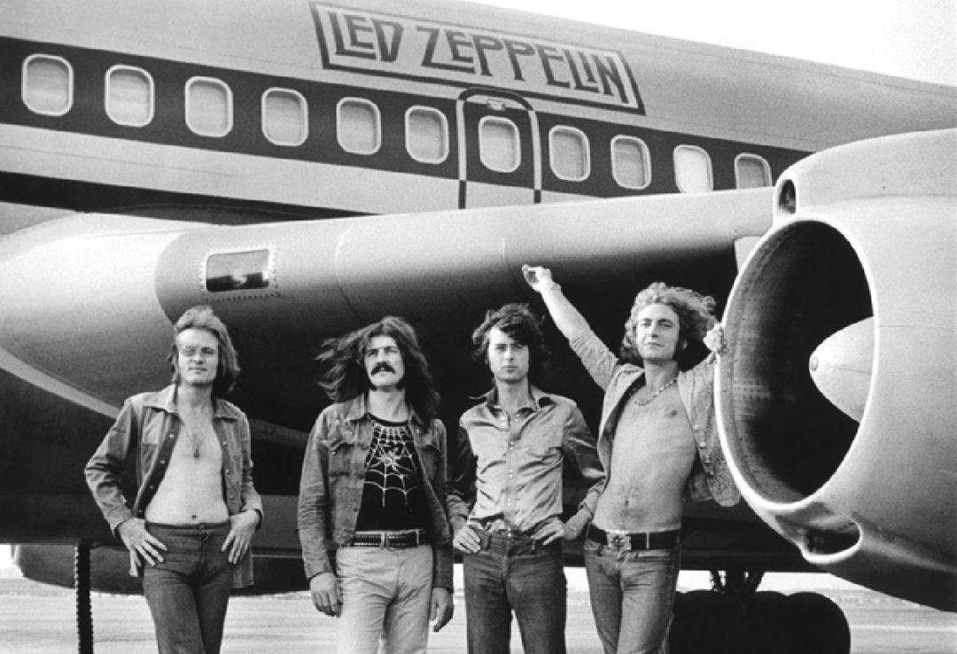 Anécdotas imprecisas del rock: Led Zeppelin II - Radio Cantilo
