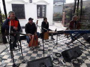 """#PepasEnLaTarde: Los Tipitos presentaron en vivo """"De mi flor"""", su nuevo disco"""