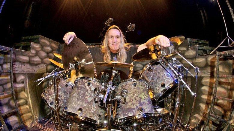 ¡Mirá la entrevista con Nicko McBrain de Iron Maiden! - Radio Cantilo