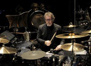 "Pat Mastelotto: ""La música de King Crimson es muy poderosa"""